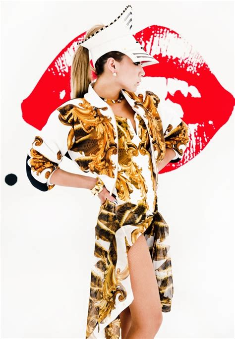Wish Cl cl the baddest i that she is talented confident and strong i wish i could be like