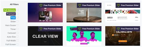 Slider Revolution Wordpress Plugin Review 187 Webnots Revolution Slider Templates