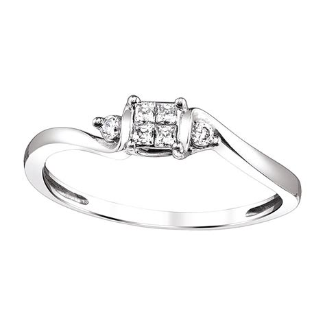 greenberg s jewelers beautiful promise ring