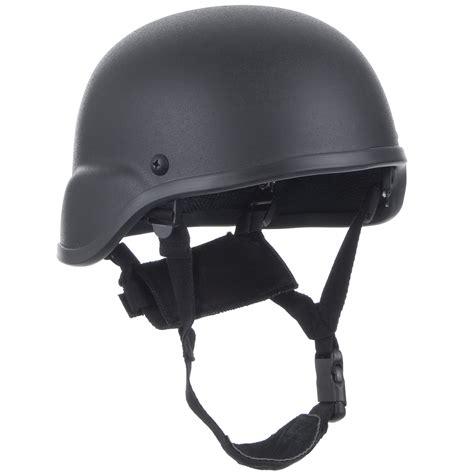 New Helmet Special Black Size M Nyaman army tactical combat helmet mich protection fiberglass airsoft black ebay