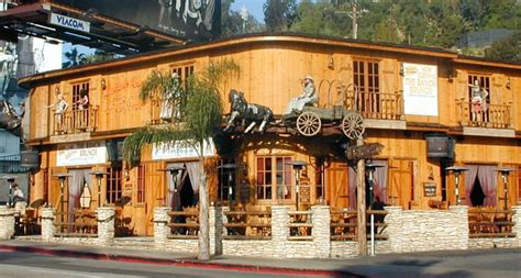 Saddle Ranch Chop House by Saddle Ranch Chop House West Los Angeles