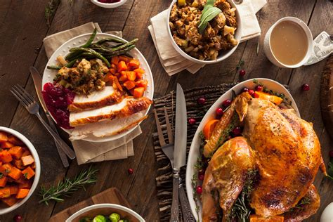 Traditional Thanksgiving Menu Recipes
