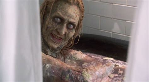 the shining woman in bathtub the shining 1997 review basementrejects