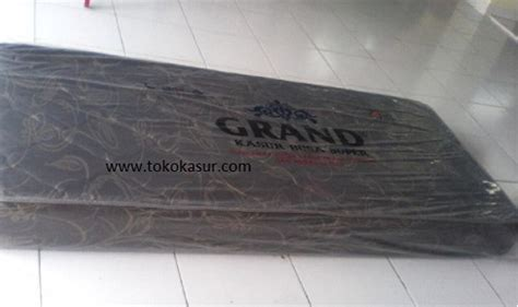 Kasur Alga Single royal grand exclusive 18 cm toko kasur bed murah
