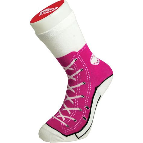 sock boots by pink silly socks baseball boots pink iwoot