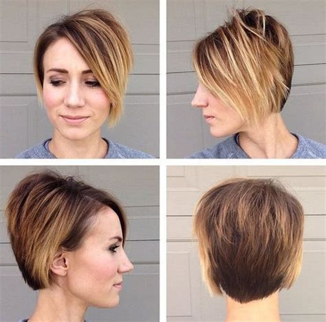 long layered pixie back front 60 gorgeous long pixie hairstyles