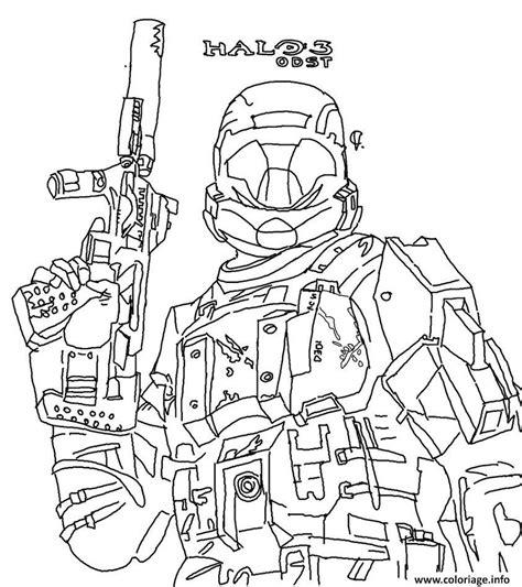lego guns coloring pages coloriage halo reach jeu dessin