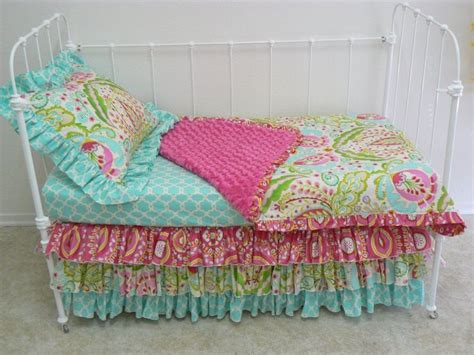 Toddler Bed Spread by Toddler Bedding With Kumari Garden For The