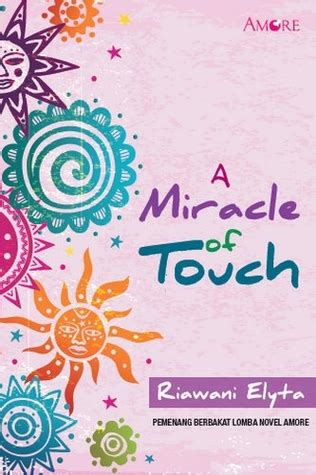 Novel A Miracle Of Touch Riawani Elyta my library februari 2015