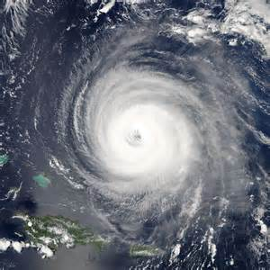 hurricane l annular tropical cyclone