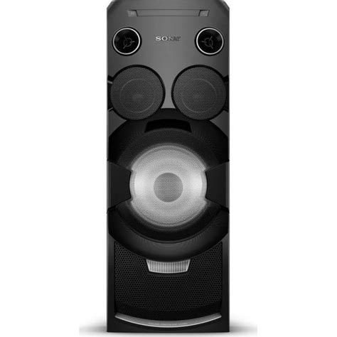 Sony High Power Home Audio System With Bluetooth Gtk Xb5 sony mhcv7d high power home audio system with bluetooth