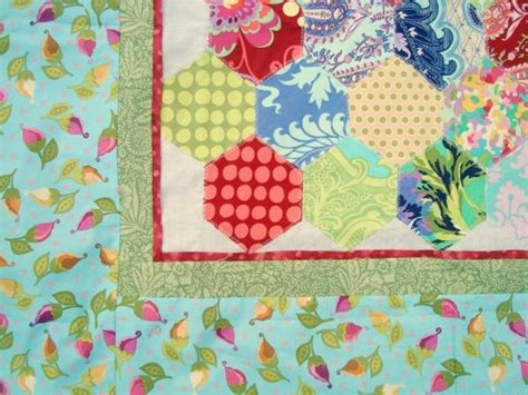 Hexagon Patchwork Patterns Free - hexie tips for hexagon quilts