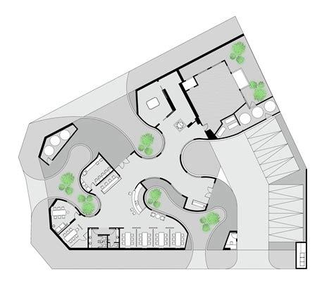 Floor Plan Layout Design Gallery Of Wanhua Reception Center Cys Asdo 22