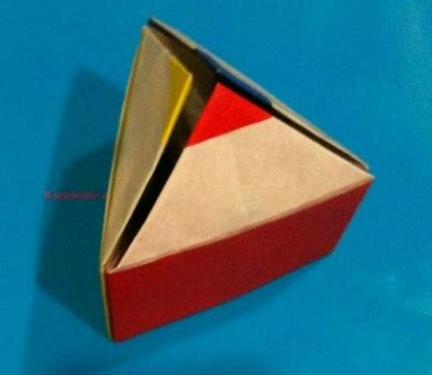 Origami Triangular Box - 1000 images about boxes boxes boxes on