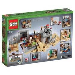 Summer Holiday Craft Ideas - lego 174 minecraft desert outpost 21121 target