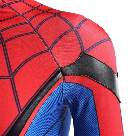 spiderman cosplay pattern spider man homecoming spider man cosplay costume