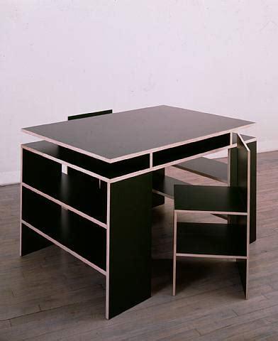Donald Judd Desk by Interior Design Artist Donald Judd Resovate Interior Design