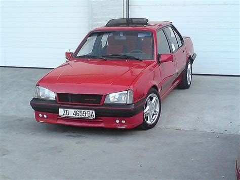 opel ascona tuning view of opel ascona 2 0 s photos video features and