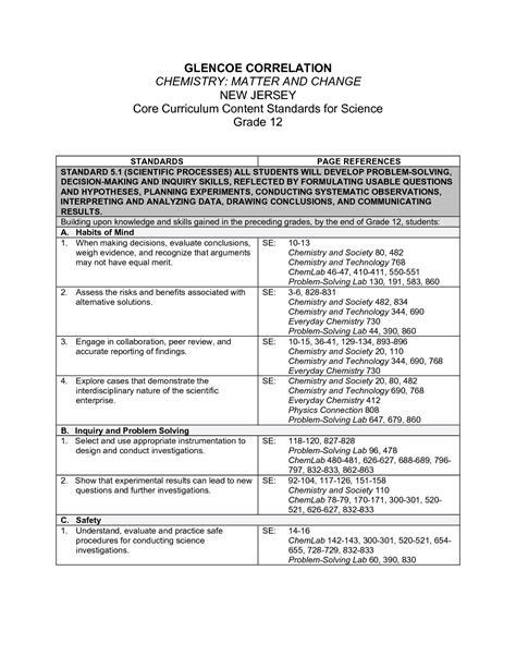 Physical Science Worksheet Answers by 9 Best Images Of Prentice Physical Science Worksheets