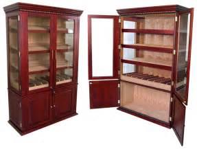 how to build a cigar humidor cabinet prestige import the regis capacity