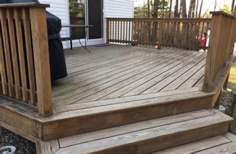 sc rails pt dark oak seal  deck