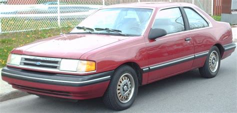 1991 ford tempo information and photos zombiedrive 1991 ford tempo information and photos zombiedrive