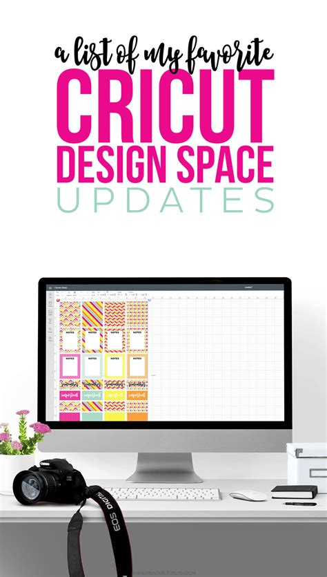 design my space my favorite cricut design space updates printable crush