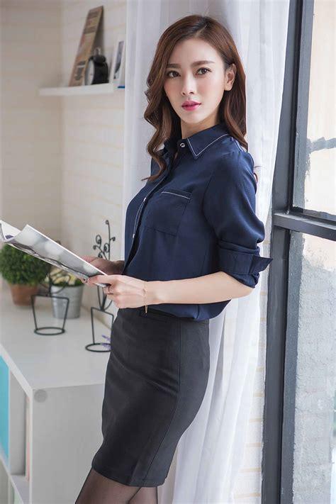 Kemeja Wanita Korea kemeja wanita korea lengan panjang 2017 model terbaru