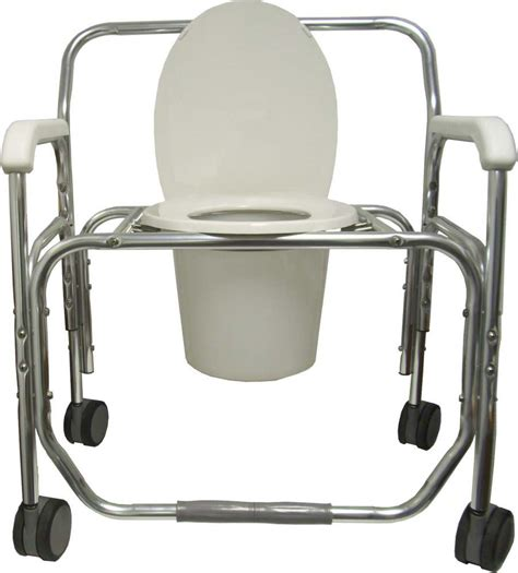convaquip bariatric shower chairs with wheel transport