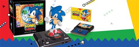 Sonic Mania Collector Edition Ps4 sonic mania collector s edition playstation 4 unboxed