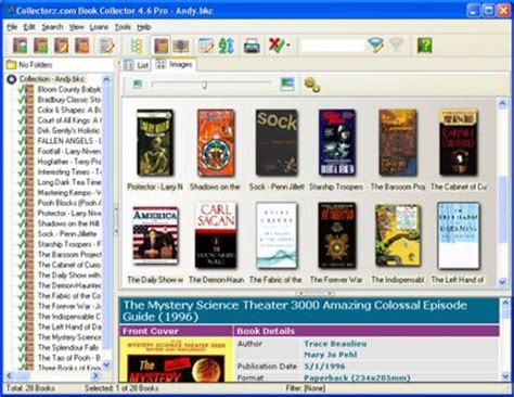 picture book software collectorz book collection software review