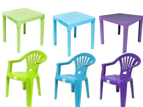childrens outdoor table and chairs children s plastic stackable chair garden chair child