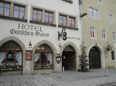 hotel gothisches haus veduta esterna mattutina picture of hotel gotisches haus