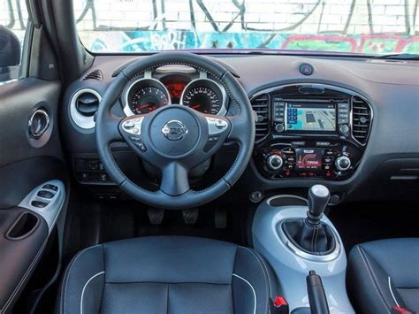 black nissan inside nissan juke 1 2 dig t acenta car leasing nationwide