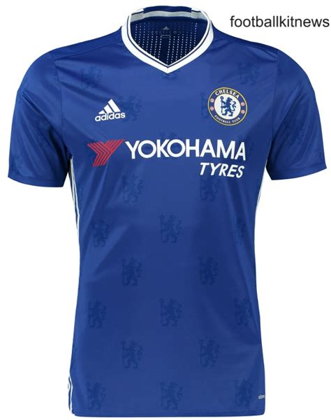 Chelsea New Kit 2016 17 | new chelsea home jersey 2016 17 adidas cfc kit 16 17