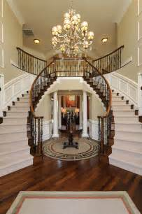 Decorating Foyers And Entryways Tietjen Foyer Traditional Staircase Dc Metro By