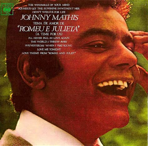 theme from romeo and juliet johnny mathis la playa music oldies johnny mathis romeo and juliet