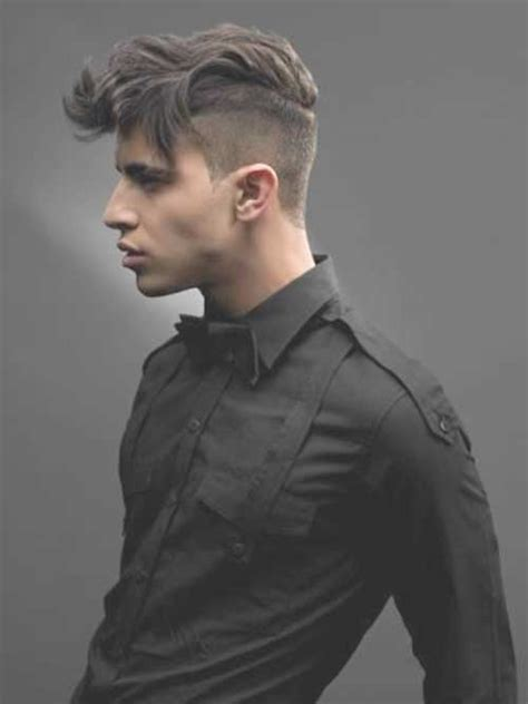 mens razored hairstyles 10 razor haircut mens hairstyles 2018