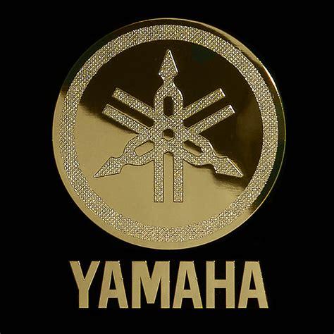 Emblem Stiker Timbul Logo Garputala Yamaha yamaha logo metal decal sticker for laptap desktop modding g ebay