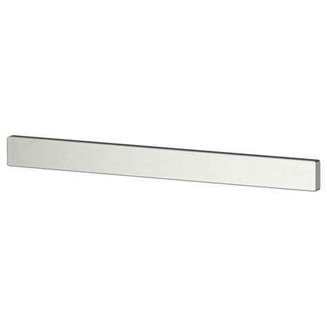 ikea kitchen knives grundtal magnetic knife rack stainless steel 40 cm ikea kitchen