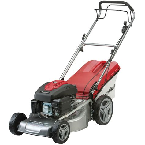 Lawn Mower mountfield sp533 self propelled 3 in 1 petrol lawn mower