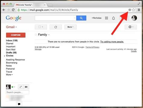 Lookup Gmail Address Add Standard Ui Users Are Used To For Extensions To Make