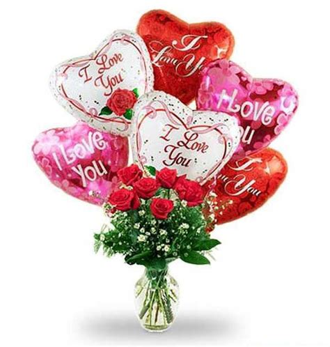 valentines day balloon bouquets hearts balloons creative crafts and valentines day ideas
