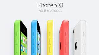 5c colors iphone 5c fast facts features price availability