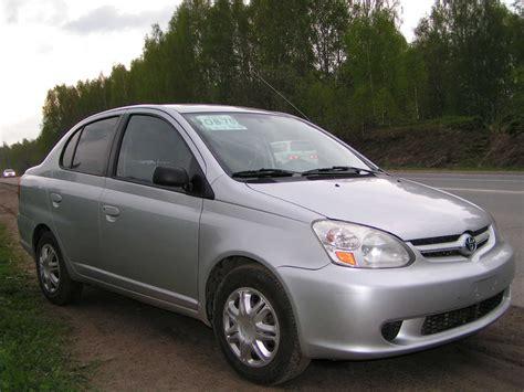 Toyota Echo 2003 Used 2003 Toyota Echo Photos 1500cc Gasoline Ff