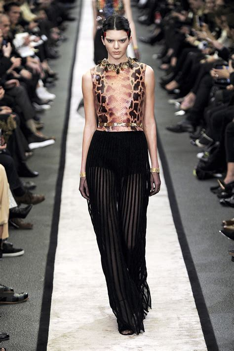 kendall jenners  runway moments kendall jenners