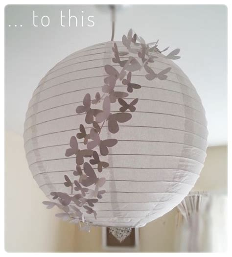 How To Make Paper Lshade - 1000 ideas about paper lanterns on diy paper