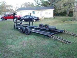 Car Trailer Tires For Sale Open Car Trailer With Tire Rack For Sale In Corbin Ky