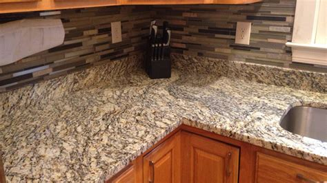 Santa Granite Countertops by Santa Cecilia Granite Countertops Bathroom Sink