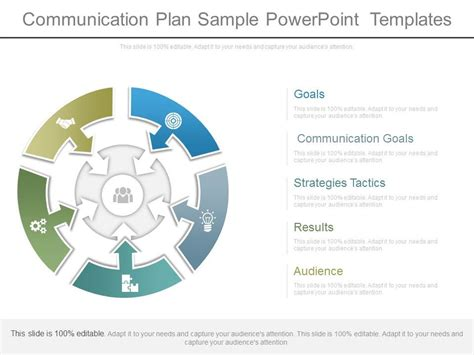 communication templates for powerpoint free download communication plan sle powerpoint templates